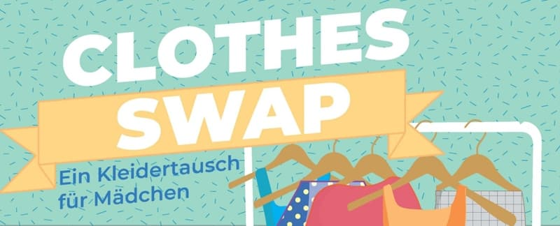 Erster Clothes SWAP in Grevenbroich