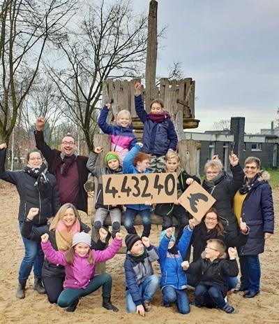 Upcycling-Markt, Offener Ganztag der St. Markus-Grundschule in Bedburg-Hau in Trägerschaft des Caritasverbandes Kleve e.V.