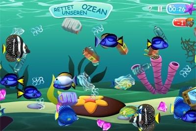 Gegen die Verschmutzung der Ozeane und zum Erhalt der Artenvielfalt auf unserem Planeten.