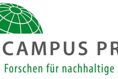 Campus Preis für nachhaltige Zukunft.