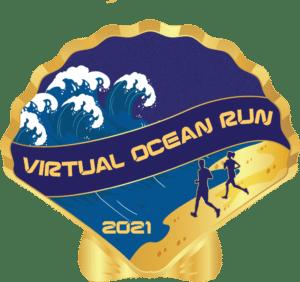 Logo VIRTUAL OCEAN RUN 2021