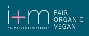 Logo i+m NATURKOSMETIK BERLIN.