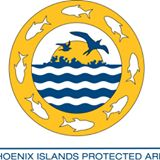 Logo der Phoenix Islands Protected Area (PIPA), Kiribati.