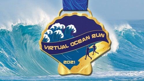 Laufe für die Ozeane dieser Welt mit dem Virtual Ocean Run 2021