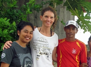 Dr. Mareike Huhn gründete BandaSEA