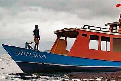 Indonesien: Schwimmende Müllabfuhr