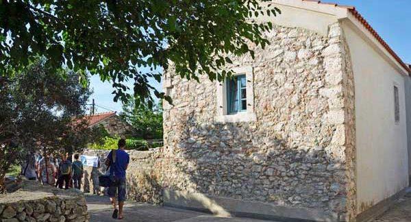 Das Delfinschutzzentrum auf der Insel Molat nahe Zadar.