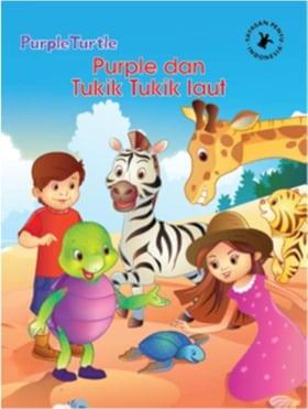 Broschüre aus Indien, die in Zusammenarbeit mit der Turtle Foundation entwickelt und nun ins Indonesische übersetzt wurde.