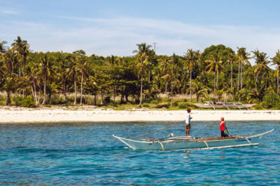 Fischer vor Malapascua