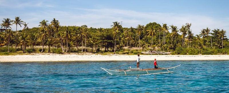Meeresschutzzonen Insel Malapascua (Philippinen)
