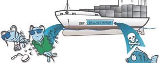 Meilenstein: Ballastwasser-Übereinkommen