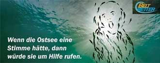 Zerstört nicht unsere einzigartigen Ostsee-Riffe!