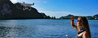 Flachwasserriffe & Drohnen – Palau