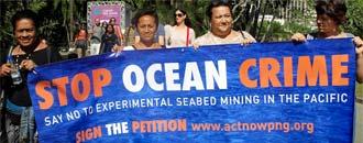 Northern Territory verbietet Tiefseebergbau!