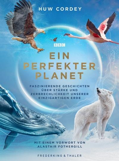 Cover des Bildbands Ein perfekter Planet