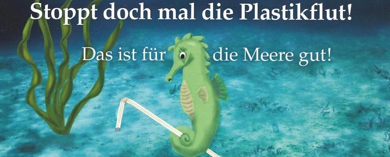 Stoppt doch mal die Plastikflut!