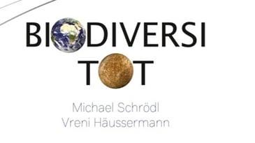 Cover des Buchs Biodiversitot von Prof. Dr. Michael Schrödl und Dr. Vreni Häussermann.