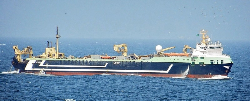 Supertrawler plündert britische Gewässer