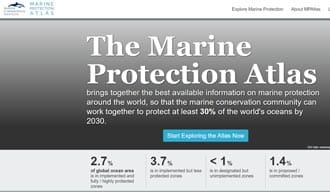 Global Marine Protection Atlas