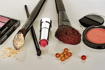 Kosmetikprodukte.