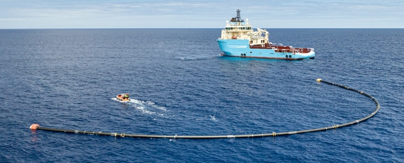 Warnung vor The Ocean Cleanup