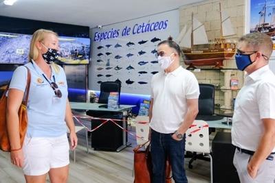 Der Weg zum neuen Walschutzgebiet: Besuch der World Cetacean Alliance auf Teneriffa.